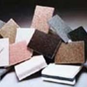 Разные изделия из литого камня фото
