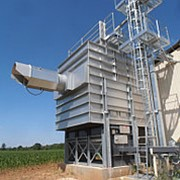 Зерносушилка циклического типа Strahl Модель 407 AR фото