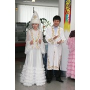 Прокат национальных казахских костюмов фото