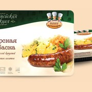 Баварская колбаска фото