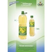 """Напиток безалкогольный """"Белый виноград"""" ТМ Іволжанська 2л фото"""