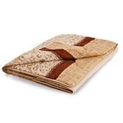 Одеяло на овечьей шерсти Золотое руно (140 x 205) фото