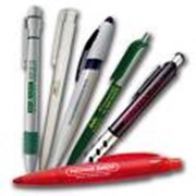 Ручки перьевые с логотипом фото