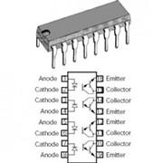 Оптоэлектронный прибор ILQ55 фото