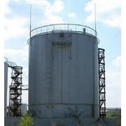 Резервуары вертикальные циллиндрические