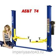 Подъемник двухстоечный AE&T Т4 (220В/380В) T4 фото