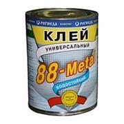 Клей универсальный водостойкий 88-Metal (0,75л), шт фото