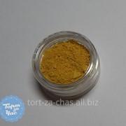 Краситель пищевой Цветочная пыльца Горчичный, код 37 фото