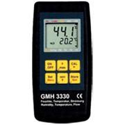 Анемометр воздуха и воды серии GMH- 3330 фото