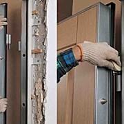 Ремонт дверей, замена дверных полотен. Красноярск фото