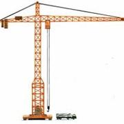 Услуги крана КС 5363Д (36 тн) - 150,00 грн маш/час, кран башенный аренда, аренда крана башенного цена, кран башенный аренда фото