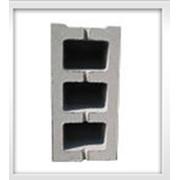 Блок форма 3-х щелевая фото