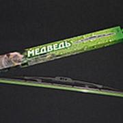 Щётка стеклоочистителя Медведь КАРКАСНАЯ, графитовое покрытие, FR-18 (450 мм) фото
