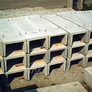 Лоток теплотрасс, железобетонный Серия 3.006.1-8, ЛК 300.120.90 фото