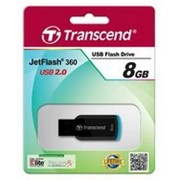 Накопитель USB Transcend JetFlash 360 8GB (TS8GJF360) фото