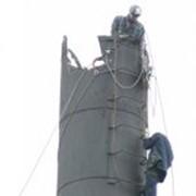 Ремонт дымовых труб фото