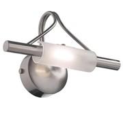 Подсветка для зеркал Lucciola AP1 Nickel