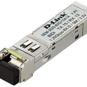 Модуль D-Link DEM-302S-BXD SFP WDM 1000BaseBX (TX: 1550nm, RX: 1310nm), код 45784 фото