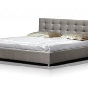 Кровать Эрика Базовый размер: 218 x 180 h 93 см. фото