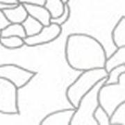 Пленка ПВХ поливинилхлоридные DR116-6T Снежная роза фото