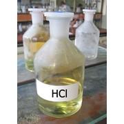 Кислота соляная реактивная химически чистая фото