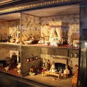 Кукольные дома, миниатюра фото