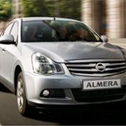 Автомобиль Nissan Almera фото