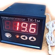 Терморегулятор ТК-1м 6А, t-50°C +125°C.1-кан. NC+NO фото