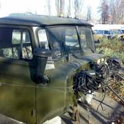 Кабина на автомобиль Урал фото