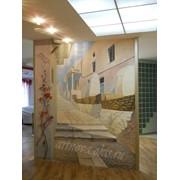 Роспись стен, 3д живопись, декоративная штукатурка фото