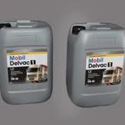Масла Mobil для двигателей коммерческой техники фото