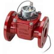 Счётчик-расходомер горячей воды с импульсным выходом 100 л./имп., WPHI-65, Ду=65 мм, Qn=25,0 куб.м фото