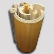 Теплоизоляционные скорлупы из ППУ фото