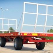 Платформа для перевозки рулонов Metal-Fach T014 фото