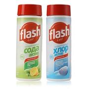 Чистящие порошки «FLASHine» фото