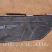 Чехлы кожанные для охотничьих ружей фото