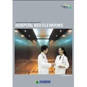 Лифты и эсклаторы HYUNDAI elevator теперь в Украине!!! Больничные лифты. фото