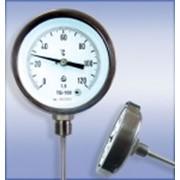Термометр биметаллический фото