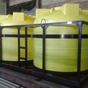 Емкость для перевозки воды и технолог. растворов фото