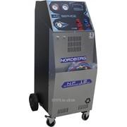 Автоматическая установка для заправки автомобильных кондиционеров NORDBERG NF12 фото
