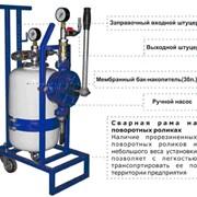 Установка долива жидкости УДЖ-15