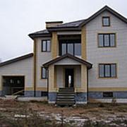 Строительство коттеджей под ключ фото
