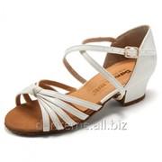 Dance Me Обувь для девочки БК 30233, лак белый фото