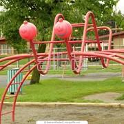 Устройство детских, спортивных площадок фото
