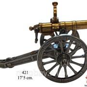 Модель Пушка Gatling фото