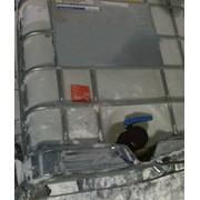 Еврокуб 1000л белый пластик, б/у (Schutz) фото