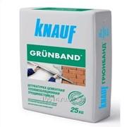 Штукатурка Кнауф Грюнбанд теплоизоляционная 25,0 кг 30 шт на поддоне фото