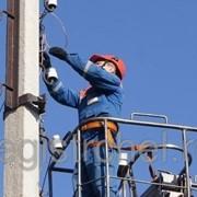 Подключение к сетям электроснабжения фото