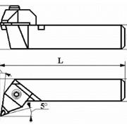 Резцы сборные подрезные с механическим креплением цилиндрической вставки с режущим элементом из АСПК («Карбонадо») и Композита-01 (Эльбора-Р) ИС-202 фото
