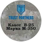 Бетон марки М-350 фото